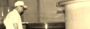 ケルプ研究所 創業当時の発酵室