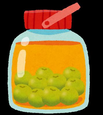 梅酒のように酵素に梅を漬けこみます。自分でも簡単にできます。近々、コツをお教えしますね。