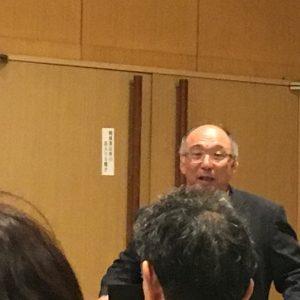 元 旭山動物園園長の小菅さんのお話をお聞きしました。